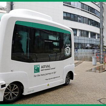 autonomiczne pojazdy wahadłowe