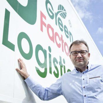 Piotr Pietrzykowski prezes Green Factory Logistics